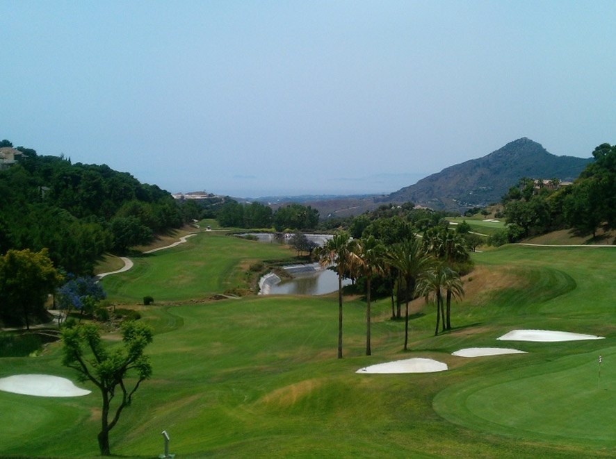 golf arrangements in benahavis